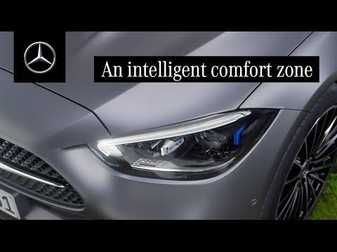 The New C-Class Wagon: An Intelligent Comfort Zone