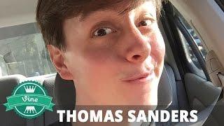 550+ BEST THOMAS SANDERS VINE Compilation (1Hour W/ Titles) | Funniest Vines Of 2015