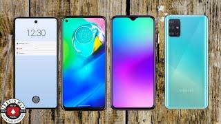 Top 5 Budget Smartphones 2020 - Under $300!