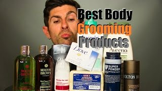 Best Body Wash, Deodorant, Soap, Lotion and Powder   Alpha M  Grooming Awards 2015