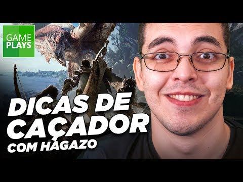 Dicas de Caçador no Monster Hunter: World com Hagazo