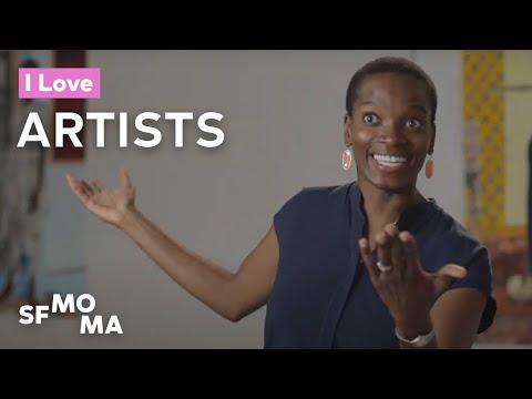 Artists ♥ Artists | SFMOMA Shorts