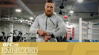 UFC 246 Embedded: Vlog Series - Episode 5