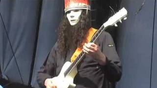 Praxis - Guitar Solo/Machine Gun (Live by Vince Tocce) Vegoose