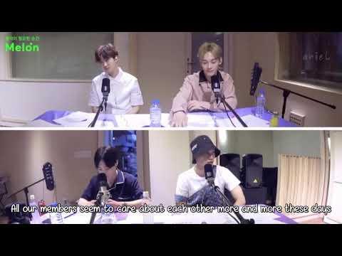 [Engsub] 170718 Melon radio Star DJ Bora cut - EXO Xiumin, Suho, Chen, Kai