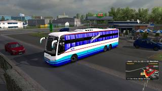 INDIAN SETC VOLVO 9700, full updated,WITH new HORN|BUS FROM