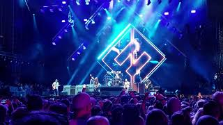 Foo Fighters Learning to Fly Kaaboo 2018