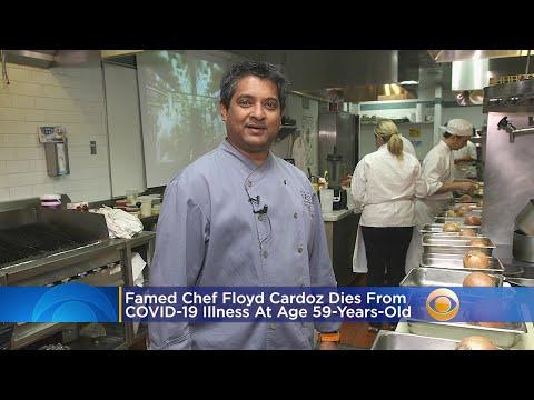 Coronavirus: Famed Chef Floyd Cardoz Dies From COVID-19 Illness At Age 59