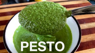 Pesto - You Suck at Cooking (episode 73)