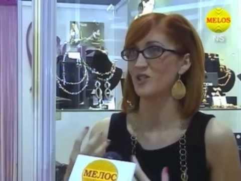 'Bobi nakit' u Novosadskoj Hronici TV Melos, 9.11.2012.
