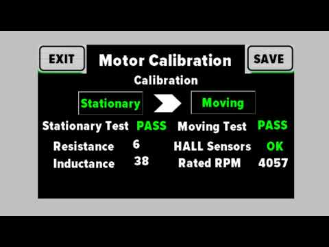 NXT Motor Calibration