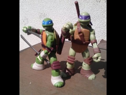 Baixar Battle Shell Donatello 2013 & Battle Shell Leonardo 2013 (Shell #438)