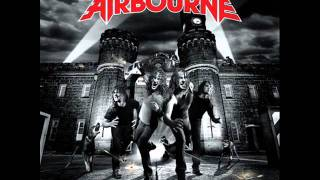 Airbourne Girls in Black