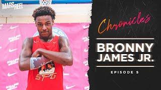 BRONNY JAMES JR.   EP.05   Mars Reel Chronicles