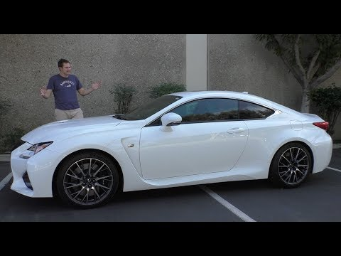 Here's Why the Lexus RC-F Has Been a Total Flop