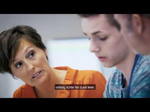 Syntra Vlaanderen - testimonial duaal leren in samenwerking met BASF
