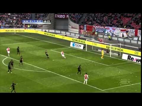 Kurto zatrzymał Ajax Amsterdam