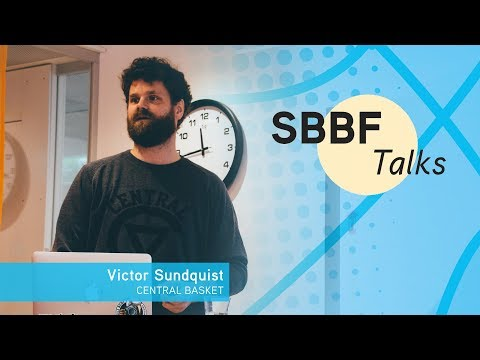 SBBF Talks: Omgång 1 - Victor Sundquist, Central Basket