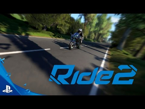 RIDE 2 - Circuits & Tracks Gameplay Trailer | PS4