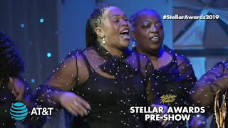 Stellar Awards Pre Show 2019