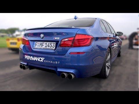 780HP BMW M5 F10 Stage 3 w/ PER4MANCE Exhaust!