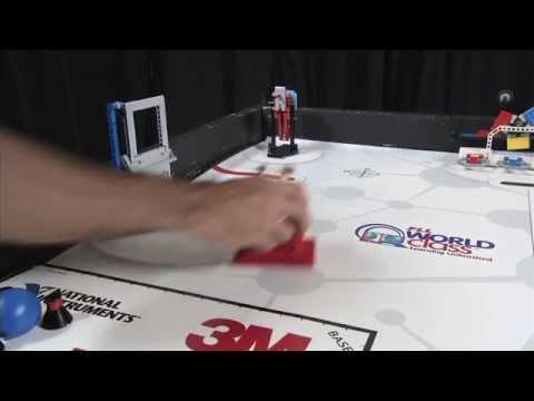 FLL WORLD CLASS 2014 - Robot Game Video