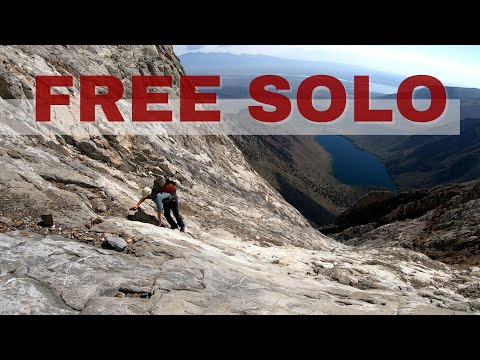 Free-Solo SOTA with the Mountain Rescue Team