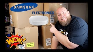 I bought a $1,795 Amazon Customer Returns Pallet with 4 MYSTERY BOXES + HIGH END SAMSUNG