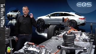2022 Mercedes-Benz EQS Deep Dive – All You Need To Know