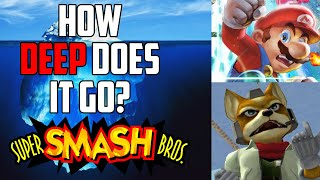 The Super Smash Bros. Iceberg: Explained