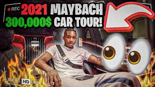 OFFICIAL CAR TOUR of my NEW $300,000 MAYBACH!!