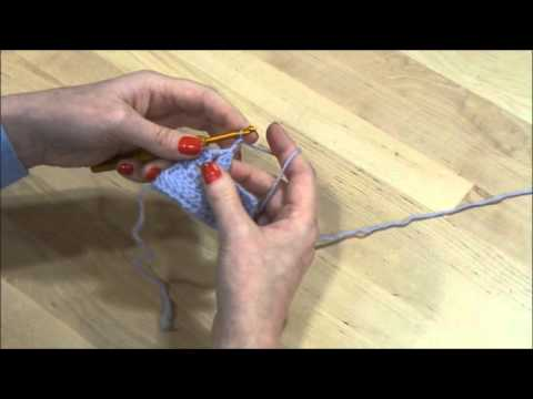 Spice of Life Crochet Along - Left Handed Tulip Stitch