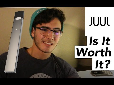 JUUL E-Cig Review 2017 - Is It Worth It?
