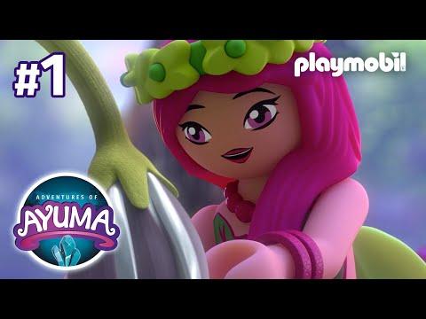 Adventures of Ayuma Folge 1 I Deutsch I PLAYMOBIL Serie für Kinder