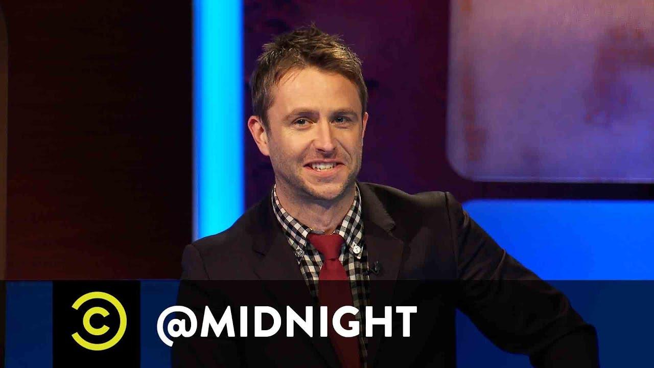 Nerdist Archives - Comedy Cake  Midnight Nerdist