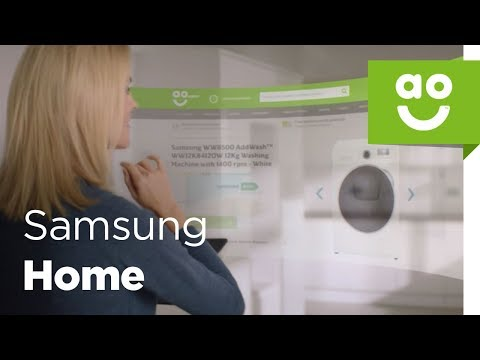 Samsung Home TV Advert | ao.com