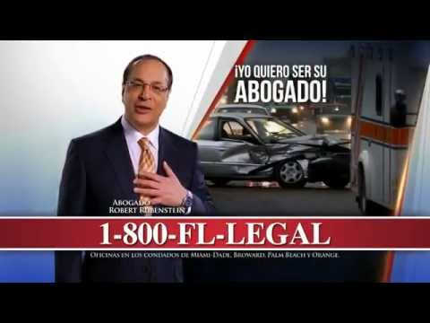Rubenstein law commercial in spanish