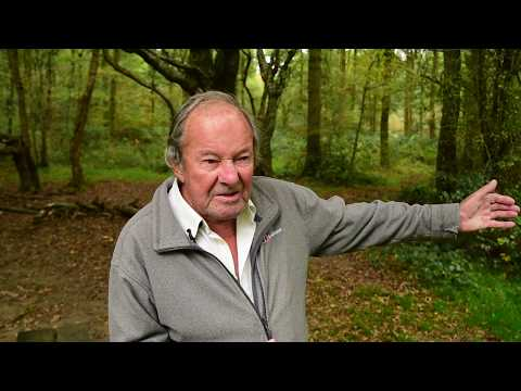 Talking Trees with Ted Green MBE