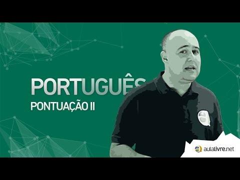 Português - Pontuação