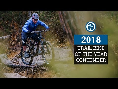 Canyon Spectral CF 9.0 - Trail Bike of the Year 2018 Contender