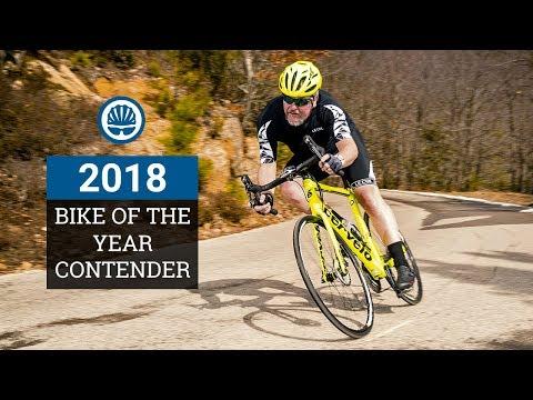 Cérvelo R3D Ultegra - Road Bike of the Year 2018 Contender