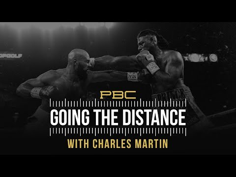 Charles Martin breaks down his stoppage victory over Gerald Washington | Going The Distance 1