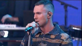 Maroon 5 Sugar Live in Hollywood