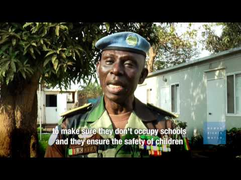 Military Leaders Speak Out Against Use of Schools by Soldiers