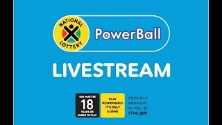 PowerBall Live Draw - 19 April 2019