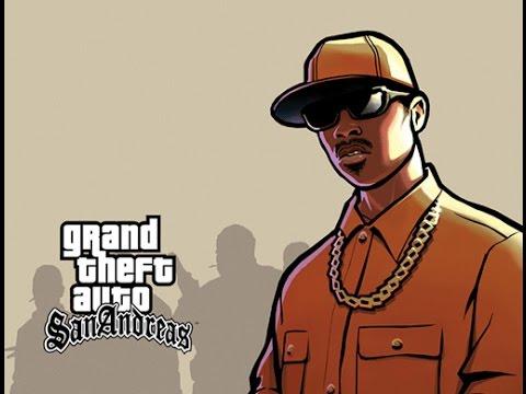 GTA San Andreas all cutscenes HD GAME