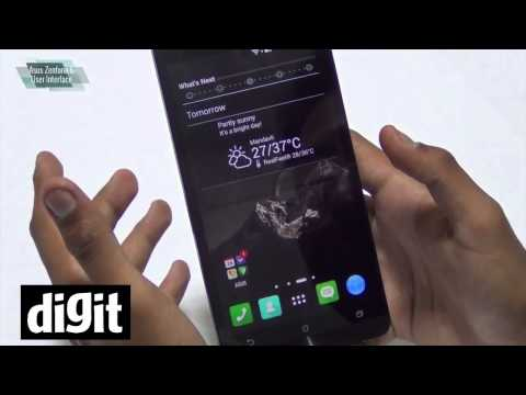 Asus Zenfone 6 Review   User Interface