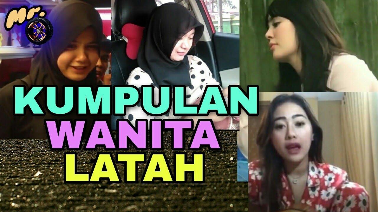 "HEBOH ] Kompilasi Video Cewek Cantik Latah Ngomong ""Anu"