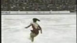 Midori Ito 1992 Albertville Olympics LP (USTV)