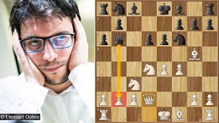It's 2021 and This Pawn is Still Poisoned    Grandelius vs MVL    Tata Steel (2021)